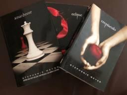 Livros da Saga Crepusculo