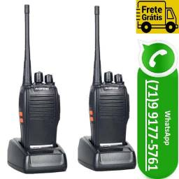 Rádio Comunicador Walk Talk Baofeng 777s (NOVO)