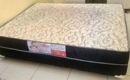 Cama box casal conjugada - Barreiras