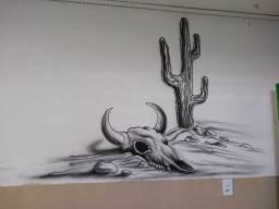 Pinturas e artes