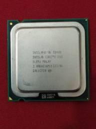 Core 2 Duo E8400 + memória RAM 4GB DDR3
