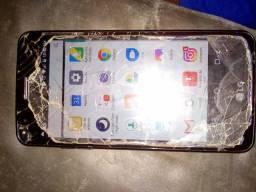 Celular LG e Tablet DL