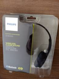 Headset Philips SHB4000 on-ear (Bluetooth)