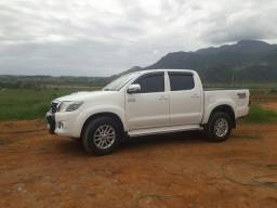 Hilux 2013/2013 automatica, diesel 3.0 srv aro 17