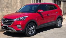 Hyundai Creta Prestige 2.0 VERMELHO