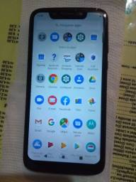 Motorola MOTO G7 Top