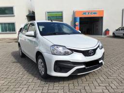 Toyota Etios 1.5 XS 2018 AUTOMÁTICO | 24.000 km