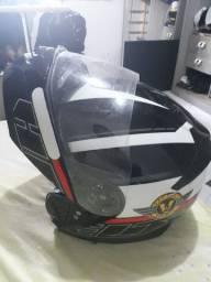 vendo este capacete helt pra vende logo