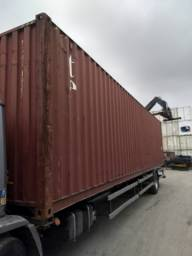 Container HC, Dry e Reefer