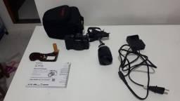 Câmera Fuji XT10