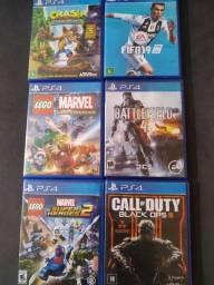 Jogos de PS 4