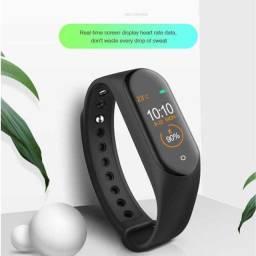 Relógio Smart Bracelete M5 Novo