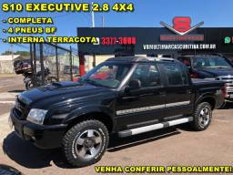 Gm S10 Executive 2.8 4x4 (saveiro Jetta Hornet Frontier)