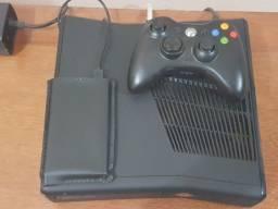 Xbox 360 Slim - Desbloqueado com HD 320 GB - 38 jogos