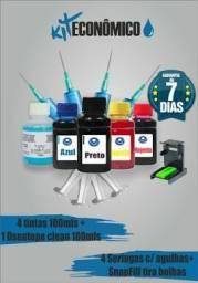 Kit Tinta Para Impressora