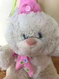Ursinho de Pelúcia -Feliz Aniversário