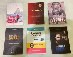 Livros novos Pablo Marçal