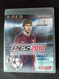 PES 2010 - Ps3 Jogo de Futebol