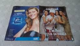 Revista Contigo Suplemento Especial Réveillon 2014