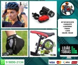 Kit Bicicleta Bike valor 150,00