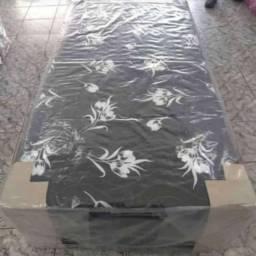 Cama Box casal solteiro e auxiliá com etrega gratis e bicama