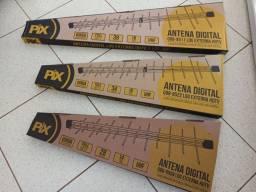 Antena digital log externa HDTV