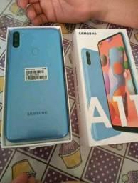 Vendo Samsung A11 novo
