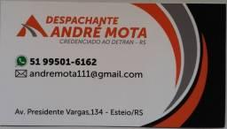 Despachante de Trânsito André Mota
