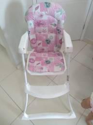 Cadeira de alimentação infantil (Burigotto) NOVISSIMA!
