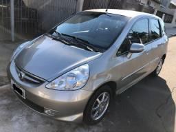 Vende-se Honda Fit Ex 2007 dourado