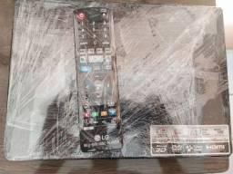 Blu- Ray/ DvD player LG com conteúdo online. Não aceito troca, apenas venda!