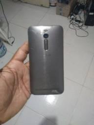 Asus ZenFone 2 dual chip tela sem trincados telefone bateria ruim