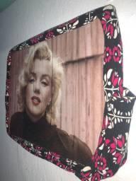 Quadro da Marilyn Moore em MDF