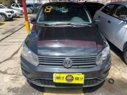 Vendo Volkswagen Gol 2019+ GNV (único dono+ entrada 5.000 48x785,00)