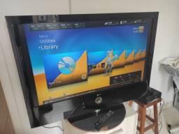 Tv 50 polegadas Full HD. Não é smart! Passo cartão