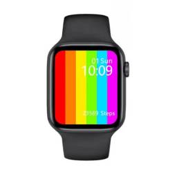 Relogio Inteligente smartwatch Iwo 12 W26 Tela Infinita