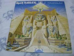 Lp do Iron Maiden - Powerslave