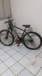 Vendo bicicleta perfeito estado