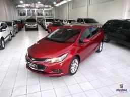 Chevrolet Cruze LT 1.4 TB - 2018 - Aceito carro ou moto como entrada