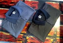 Camisas Plus Size Masculinas (Tamanhos Grandes).