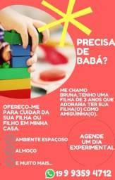 Baby Sitter - Vila União
