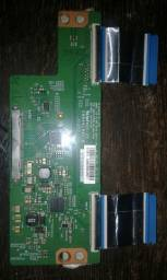 Placa t-com Philips smart 42pfl6519/78 com flats