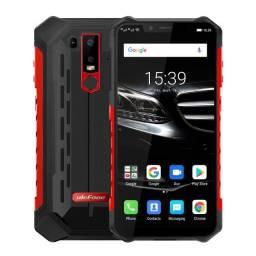 Smartphone Ulefone Armor 6E 4G Nfc IP68 IP69K À prova d'água 4GB Ram 64GB