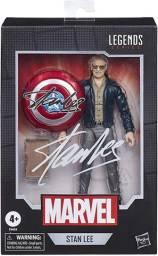 Colecionável Marvel Legends - Edição Especial Stan Lee
