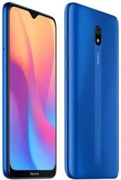 Xiaomi Redmi 8A - Blue - 64GB - 1 Ano de Garantia - Somos Loja Física