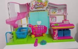 Supermercado shopikins infantil