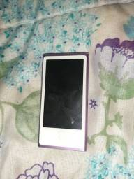 IPod nano 16gb cor rosa