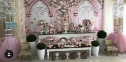 Vende-se mesas de decoração de festas super lindas e baratas