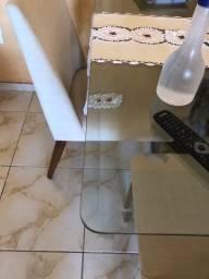 Tampo de mesa quadrado
