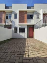 Casa Nova no Bairro Rondônia, 02 dormitórios